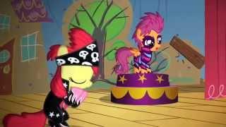 My Little Pony: A Amizade é Mágica - Canção - Tema das Descobridoras da Marca