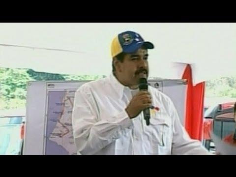 Maduro dice que Chávez lucha por su vida