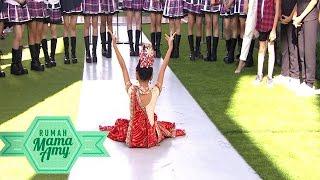 Saking asiknya zahra bollywood dance, jkt48 ikut goyang - rumah mama amy (28/4)