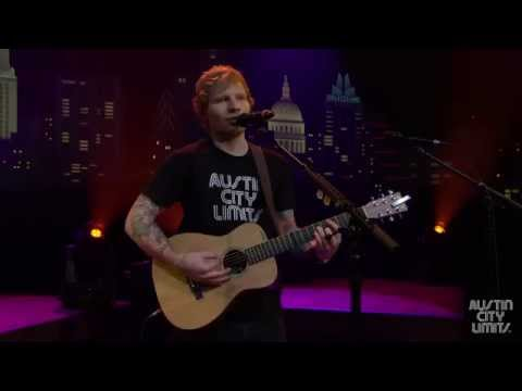 Ed Sheeran on Austin City Limits