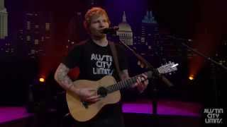 "Ed Sheeran on Austin City Limits ""Sing"""