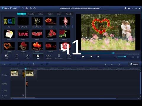 скачать фото редактор видео