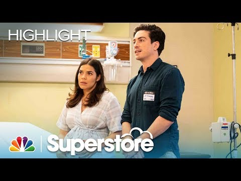 Amy's Awful Hospital Room - Superstore (Episode Highlight)