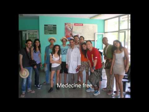 Cuba Tourism Video