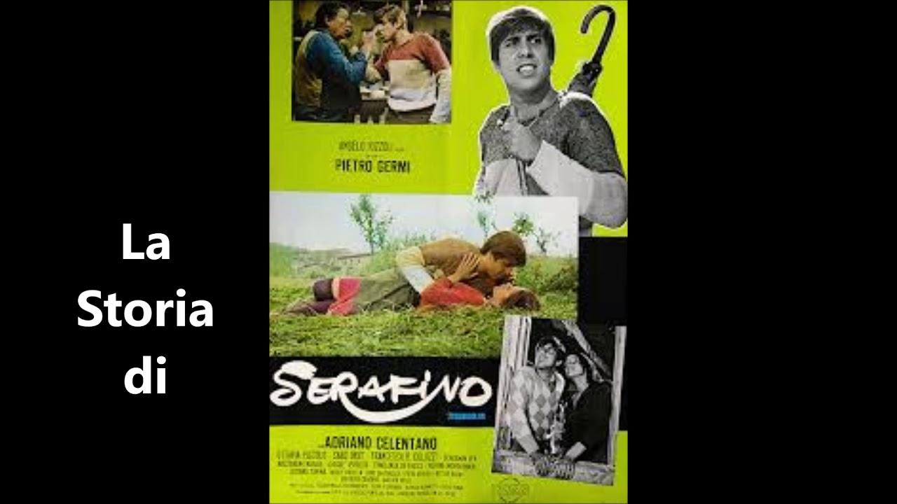 Adriano Celentano - La Storia di Serafino - Cantata da me