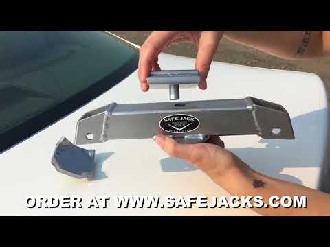 NEW RENNSTAND- The Jack Stand Revolution by SAFE JACK