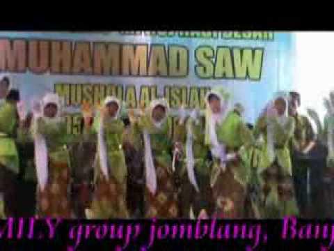 Qasidah Family Group Jomblang Punya Lagu Dosa Yang Tiada Terasa