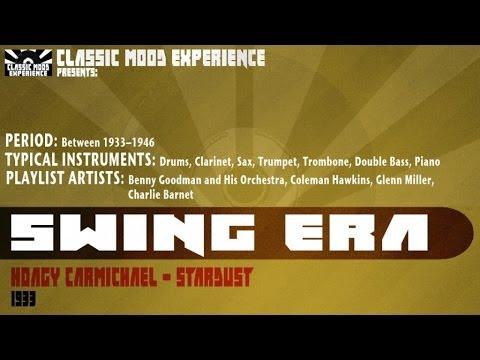 Hoagy Carmichael - Stardust (1933)