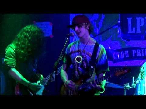SWAYZE TRAIN Live Hempfest Tryouts Jazzbones 2016