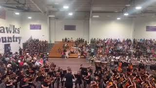 "Randall Middle School Forte Strings - ""Cinnamon"""
