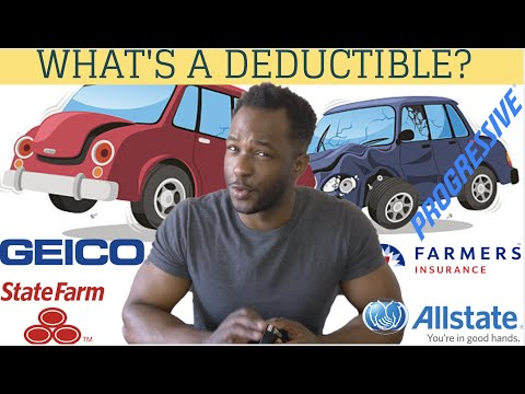 CAR INSURANCE DEDUCTIBLE EXPLAINED