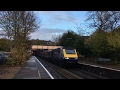 HST's at Bradford on Avon 12/11/16