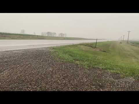 7-25-21 Wosley, SD - severe thunderstorm warning