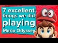 7 excellent things we did playing Super Mario Odyssey