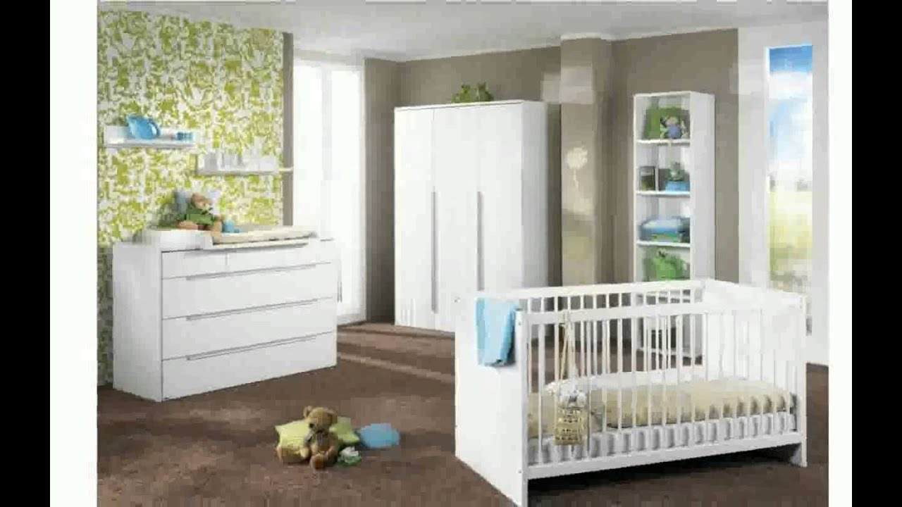 babyzimmer wandgestaltung youtube. Black Bedroom Furniture Sets. Home Design Ideas