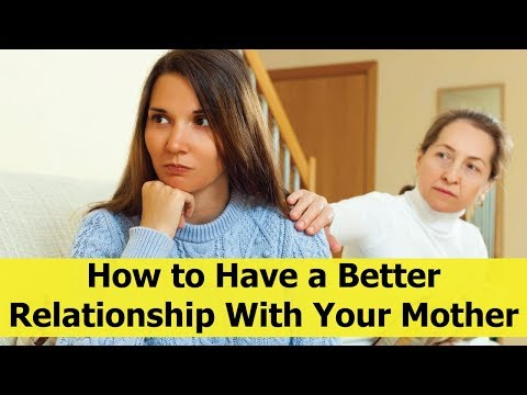 What can you do each day to improve your Mother-Daughter relationship?