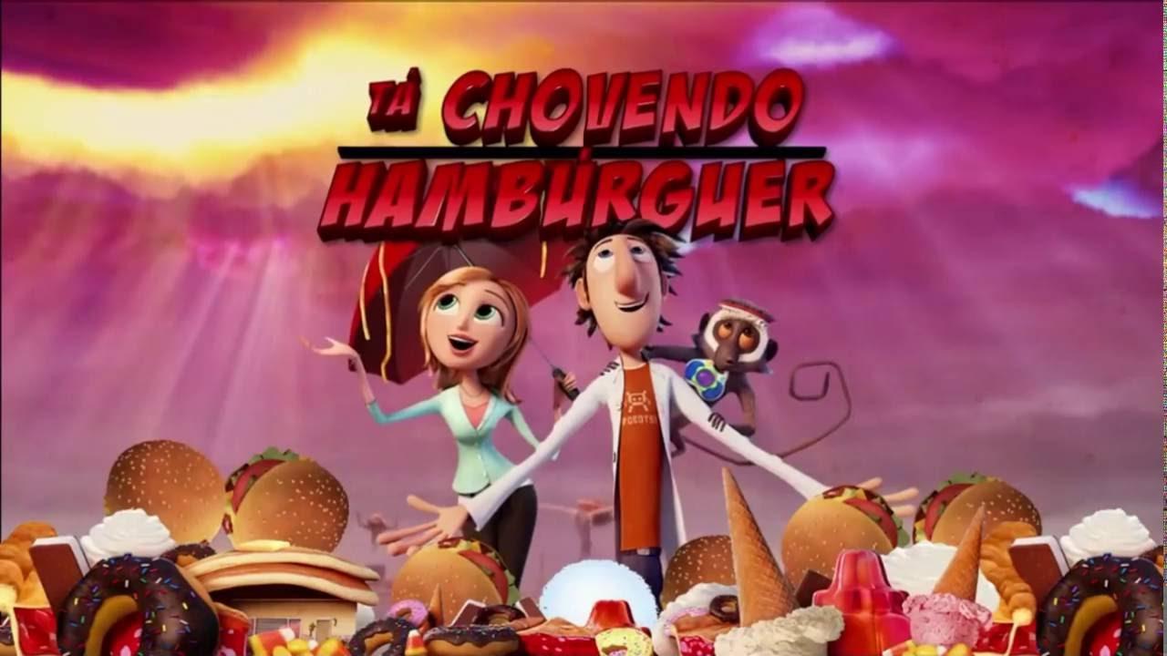 Filme Ta Chovendo Hamburguer Dublado Completo with ᴴᴰ chamada sessão da tarde: tá chovendo hambúrguer - youtube
