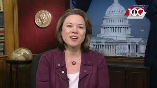 Congratulatory Centennial Message #4:  Congresswoman Angie Craig (D-MN)