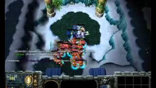 Играем в WarCraft III серия 12 Создай героя