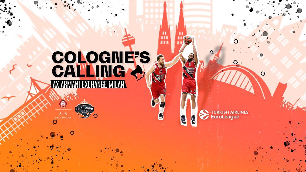 Final Four-bound: AX Armani Exchange Milan