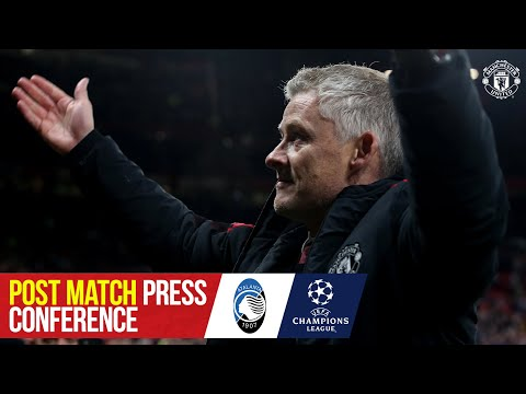 """Solskjaer: """"It was about keeping the belief"""" 