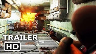 "PS4 - World War Z ""The Undead Sea"" Gameplay Trailer (2019)"