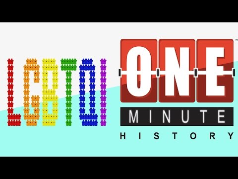 LGBTQI Community - Civil Rights - One Minute History