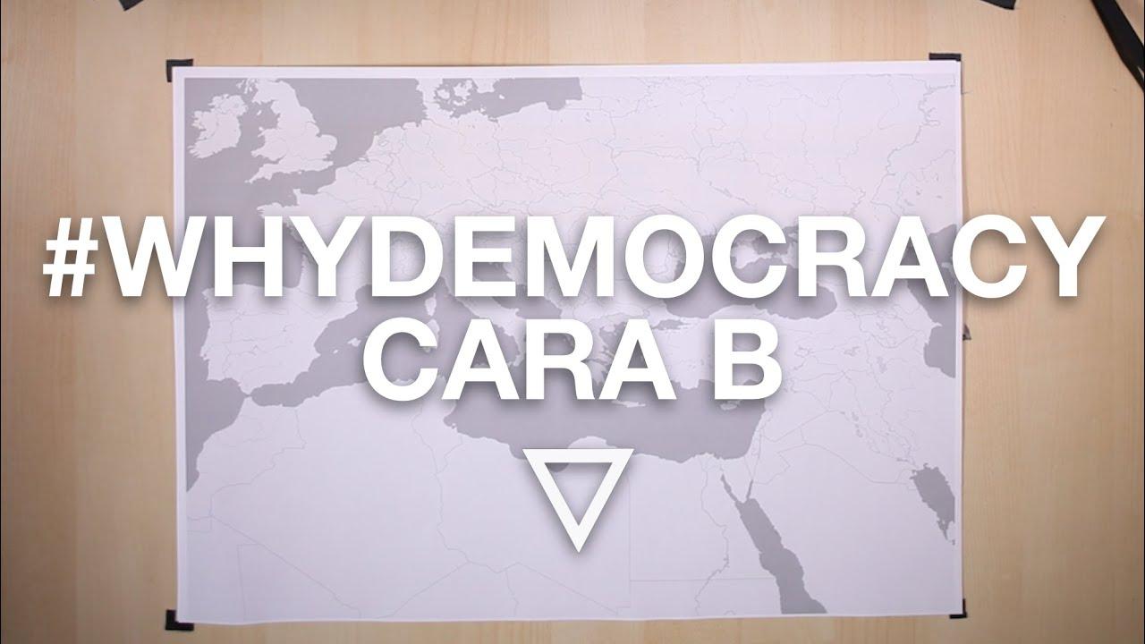 Qué es REALMENTE la democracia : #WHYDEMOCRACY