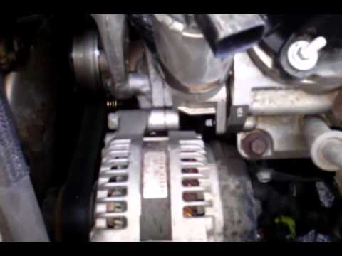 How To Replace Catalytic Converter >> Replace 2007 Dodge Grand Caravan EGR - My Weekend Project ...