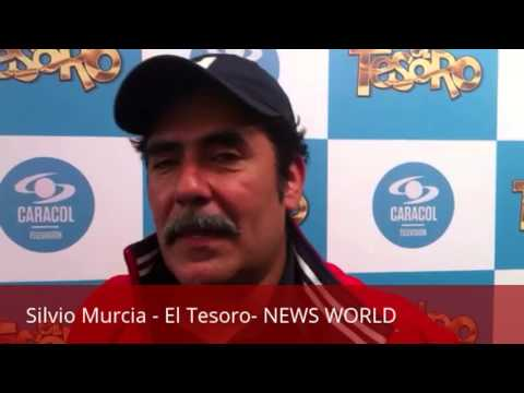 Silvio Murcia - El Tesoro- NEWS WORLD