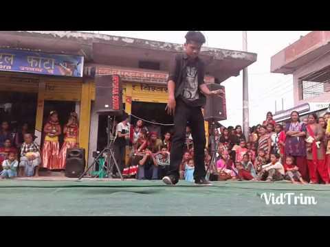 main hoon hero tera/lyrical dance/solo