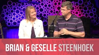 Stories From the Seats - Brian & Geselle Steenhoek