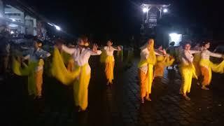 Rejang Sari PKK Gelogor - Ubud