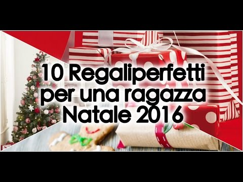 10 idee regalo per natale 2016 per lei youtube for Idee regali
