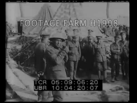 The Capture Of Messines H1908-01 | Footage Farm