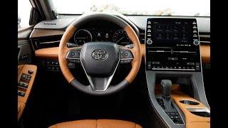 Review 2019 Toyota Avalon Interior [Lastest News]