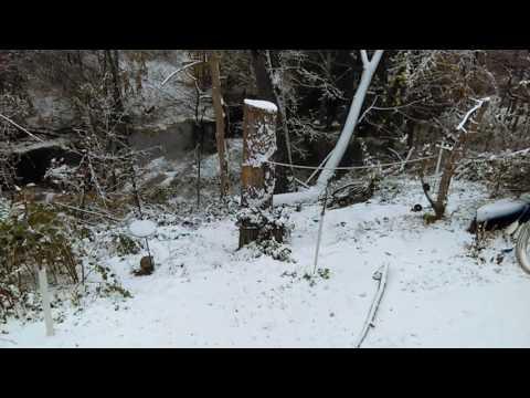 Saratoga Ny snow