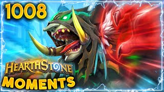 Just A Casual 900 IQ LETHAL | Hearthstone Daily Moments Ep.1008