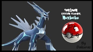 "Pokémon Diamante Nuzlocke Pt 19 ""Econtrando el camino""| By Dakuras |"