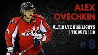 Alex Ovechkin Ultimate Highlights | Tribute | HD