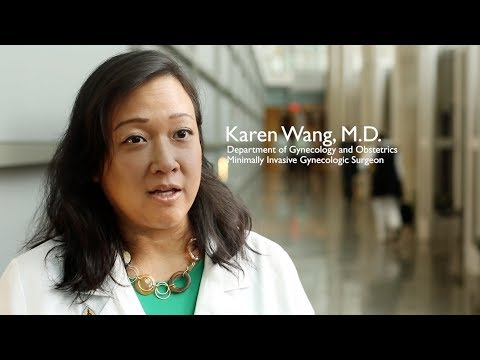 Ovarian Cysts | Q&A with Dr. Wang - YouTube