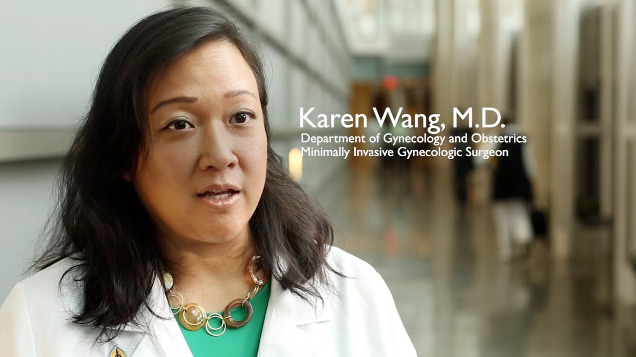 Ovarian Cysts | Q&A with Dr  Wang