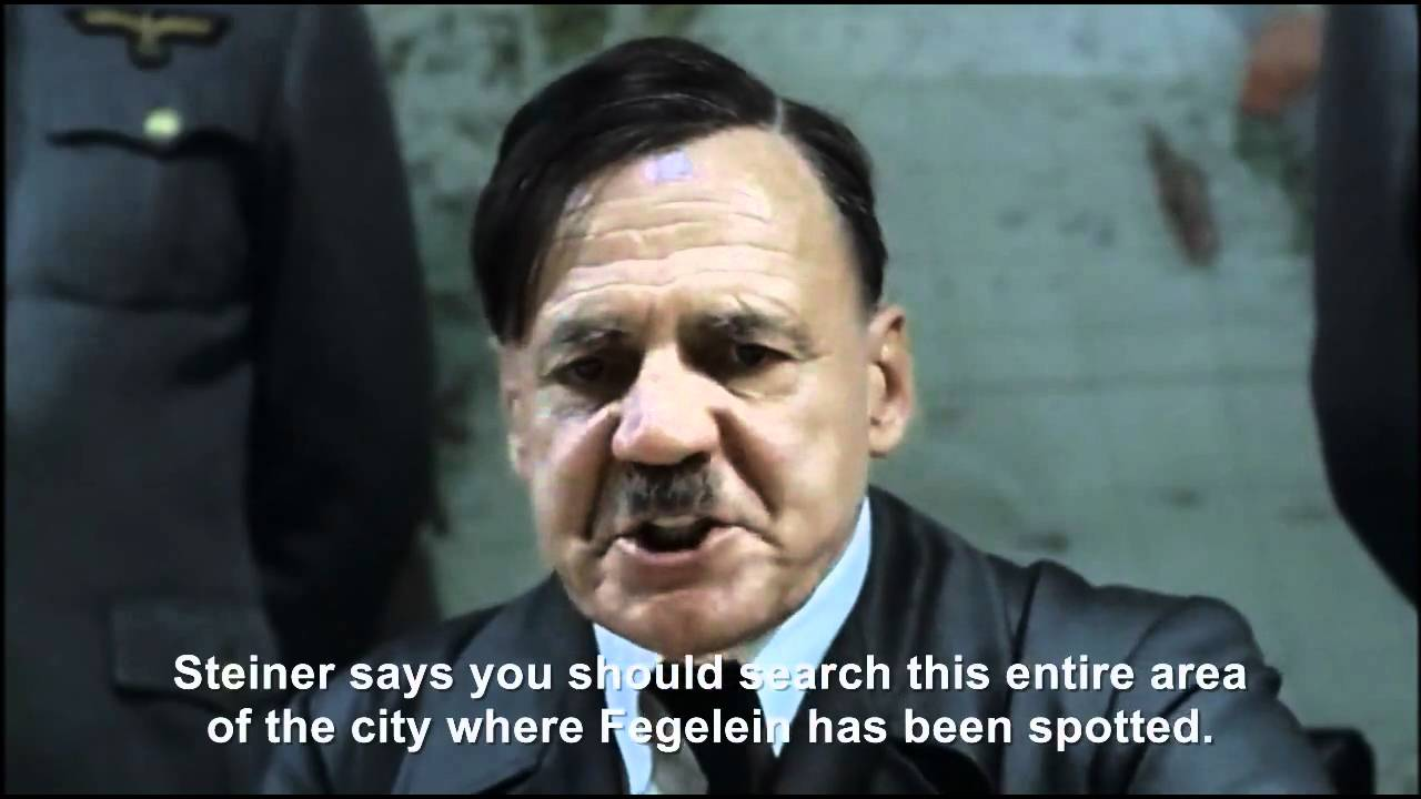 Hitler plans Jodl's search for Fegelein