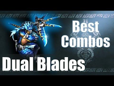 Monster Hunter World Mhw The Best Long Sword Combos