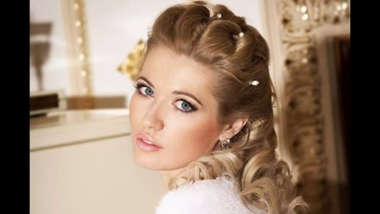 pin up wedding hairstyles ideas