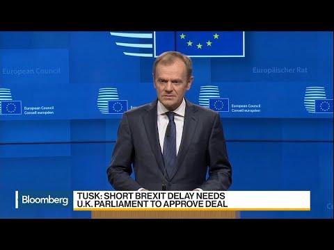 Brexit Delay Spat Sees U.K. on the Brink