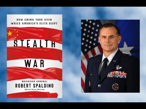 Book review: Stealth War - How China Took Over While America's Elite Slept