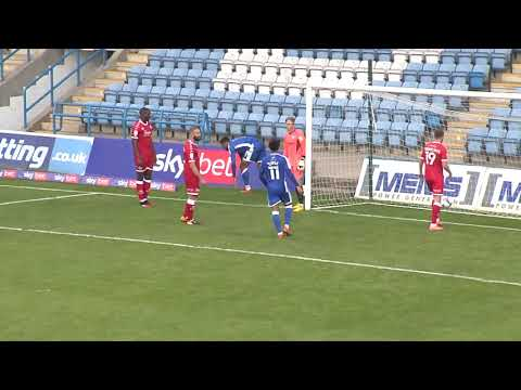 Gillingham Crawley Town Goals And Highlights