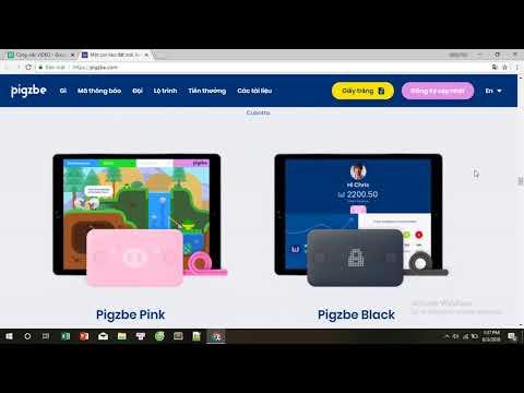 Pigzbe ICO REVIEW - Ví điện tử kỹ thuật số hữu hình cho trẻ em