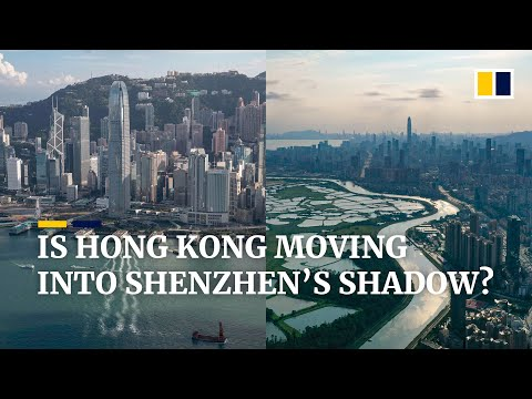 Hong Kong's competitive edge questioned as Xi says Shenzhen is engine of China's Greater Bay Area
